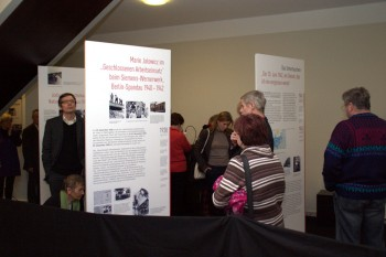 Ausstellung: Eine Jüdin im Untergrund