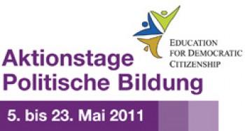 Aktionstage Poltische Bildung 2011 vom 03. bis 25. Mai 2011