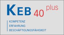 KEB 40 plus