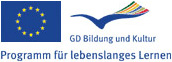 """Programm """"Lebenslanges Lernen"""" der Europäischen Kommision"""