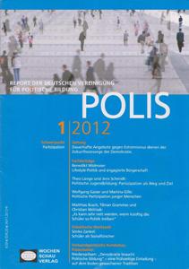 Politische Jugendbildung: Partizipation als Weg und Ziel